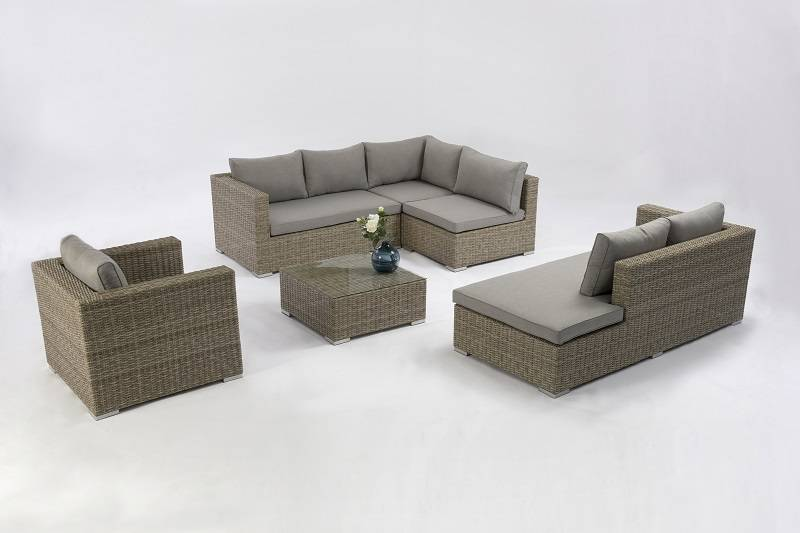 Fast Delivery Outdoor Chaise Lounge