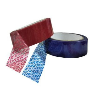 25 Micron Blue Total Transfer Void Tape For Pac...