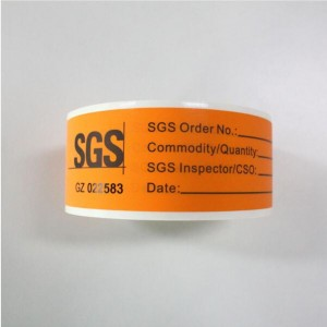 Custom Anti-counterfeit Void Label,Tamper Proof Asset Labels For Security Package