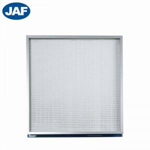 Side tank heap air filters