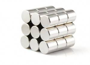 Sintered small neodymium cylinder magnet for crafts