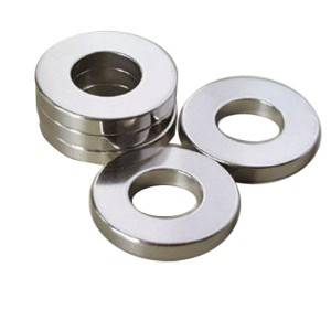 100% Original Ring Magnet - High quality ring industrial ndfeb magnet wholesale – Jammymag