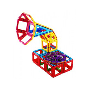 Educational Toys Tiles Magnetic Blocks Building Set
