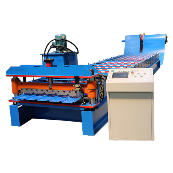High Quality Metal Roof Tile Roll Forming Machine