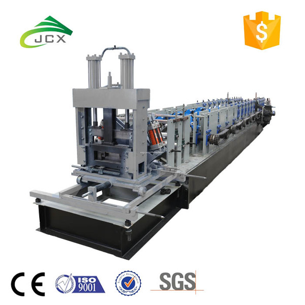 Auto C channel frame rolling form machine prices