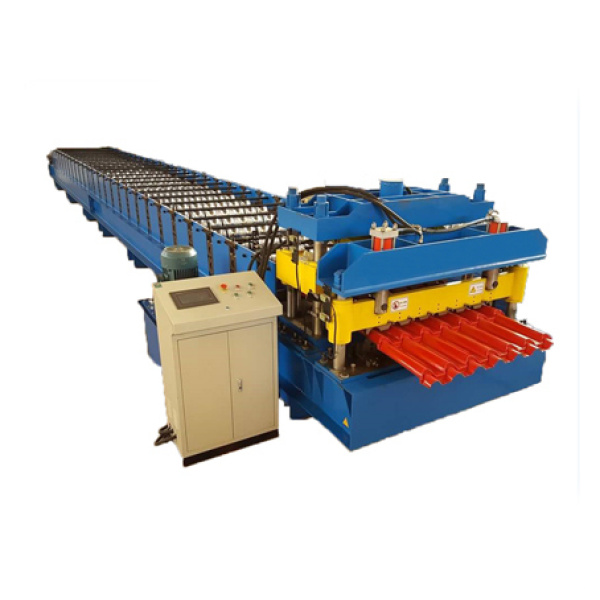 China wholesale Wall Panel Roll Forming Machine -