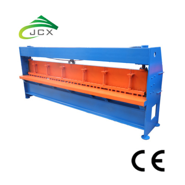 China Supplier Metal Roofing Sheet Roll Forming Machine -