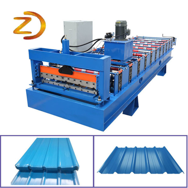 Galvanized Steel Sheet Roofing Tile Making Machine