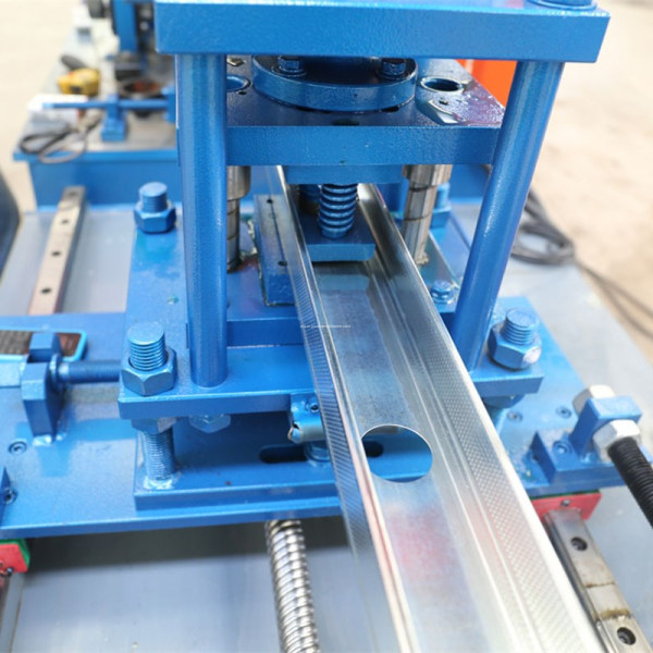 light steel stud and track framing making machine