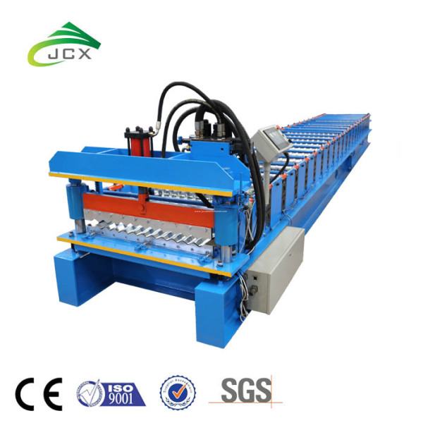 OEM/ODM Factory Steel Villa Roll Forming Machine -