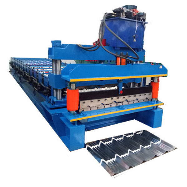 Galvanized Roofing Roll Forming Machine