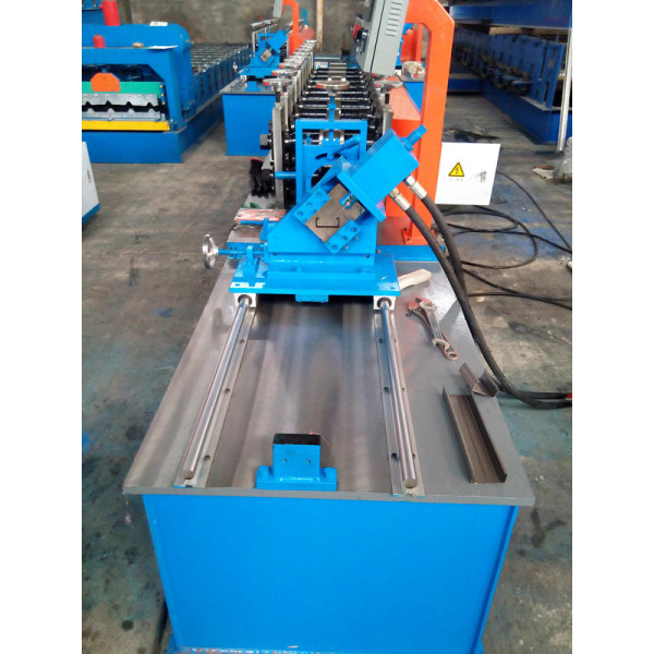 Omega Model Channel Forming Machine