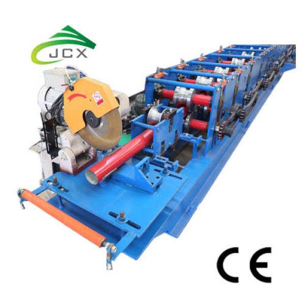 Round Rain Water Downpipe vormen Machine