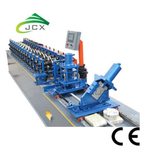 Metal Ziri eta Track Roll Forming Machine