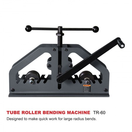 Pipe Roll Bender, Versatility Bender, High adjustability