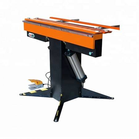 1250×2.0mm Manual Electric magnetic Sheet Metal bending machine