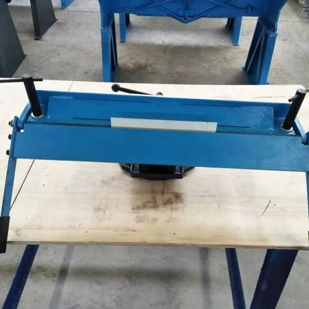 Small simple manual bending machine sheet metal bending machine