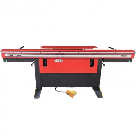 96 Inch  2500E Pneumatic electromagnetic sheet metal bending machines