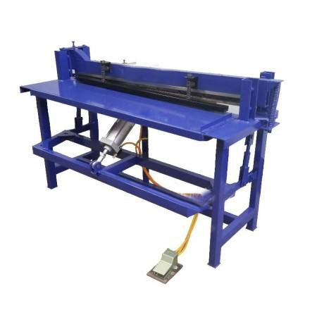 Magnetic Box and Pan Brake Sheet Metal Bending Machine