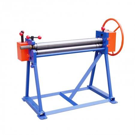 Thin Plate Slip Roll Machine, Manual Slip Roll Machine JDC manufacturer and exporter