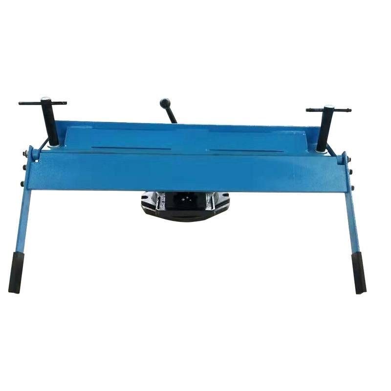 Small simple manual bending machine sheet metal bending machine Featured Image