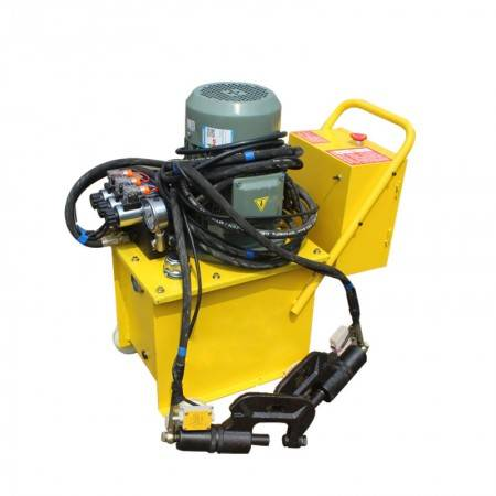 Double head hydraulic riveter electric hydraulic riveter riveter