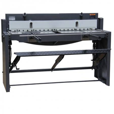52-Inch Foot Stomp Shear, Solid Construction