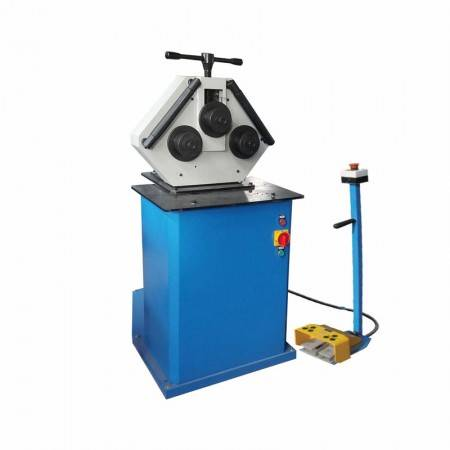 SECTION and PIPE BENDING MACHINES