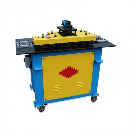 Stainless steel seven function white iron sheet undercut machine