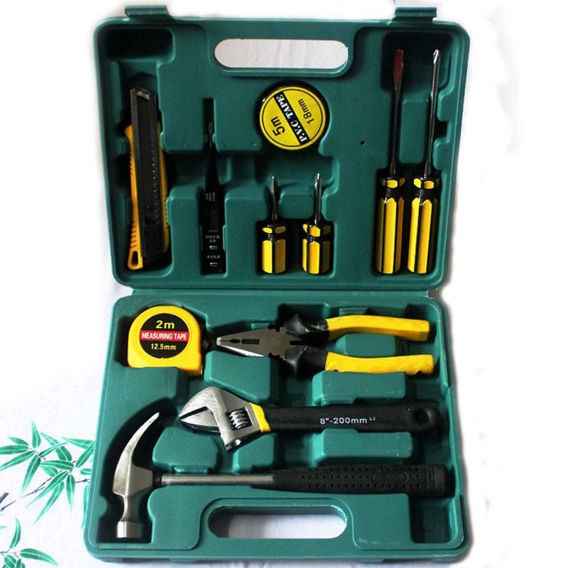 Car Home Toolbox Hardware Tool Set Manual Combination Tool
