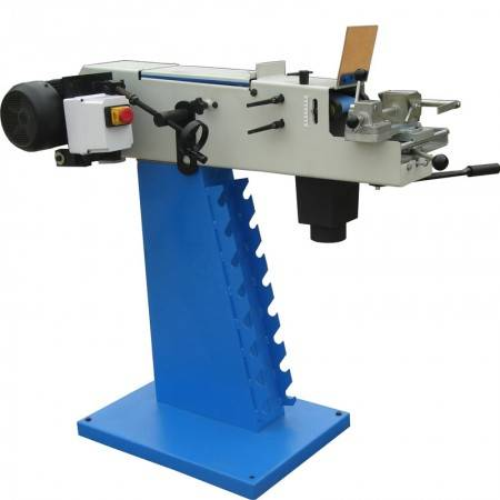 PRS-76A Brand New JDC Tube and Profile End Grinder, Double Speed Grinder for tube end and plain surface
