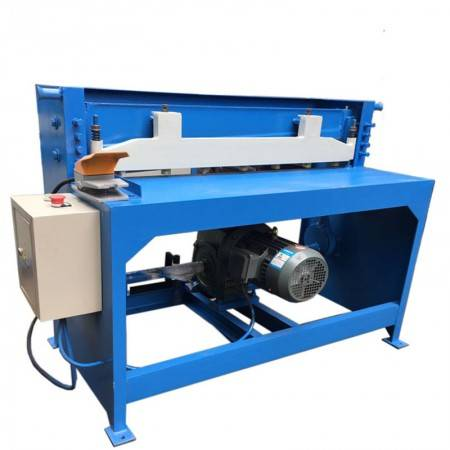 Pedal shearing machines with quality assurance for sale