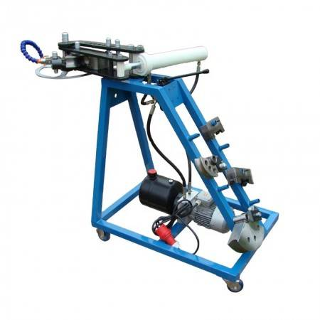 HTB-1000 Hydraulic Tube Bender, Workshop Equipm...