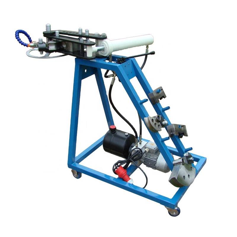 HTB-1000 JDC Hydraulic Tube Bender, Exhaust Pipe Bender Featured Image