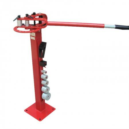 Compact Pipe Bender manual tube bender