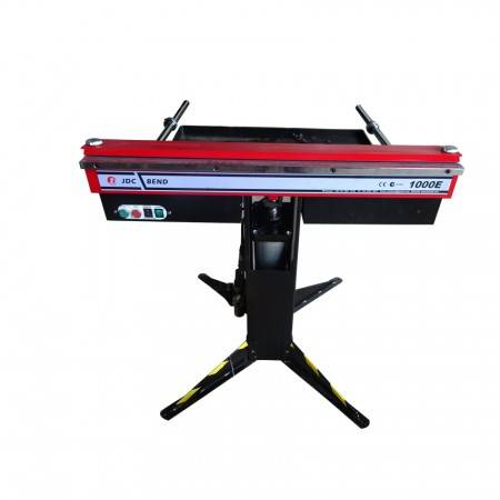 JDCbend Brand Model 1250E Magnetic Bending Machine High Quality Sheet Bender Electromagnetic Folding Machine