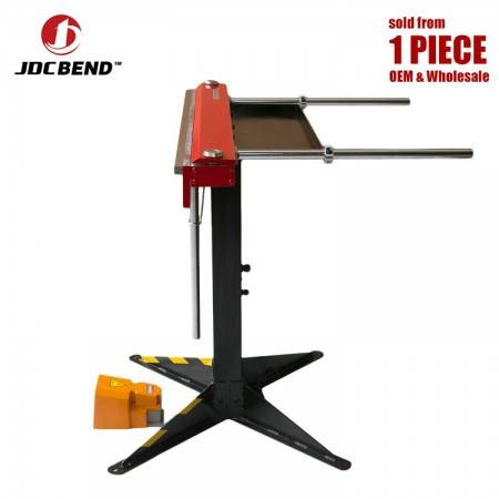 JDC Bend 1250E Electromagnetic steel bending machine sheet metal bending machine