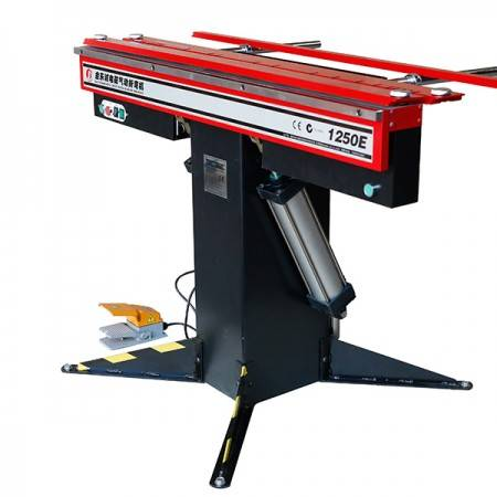 EB1250 metal sheet Bending Machine and ElectroMagnetic Manual Box folding