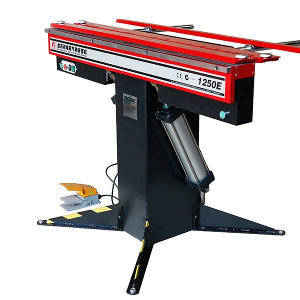 Sheet Metal Bending machine for Ductworks Edge HAVC Duct Making Featured Image