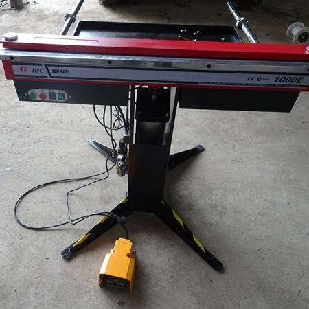 Electronic Magnetic Sheet Metal Bender,High Quality The Iron Hand Metal Sheet Folding Machine