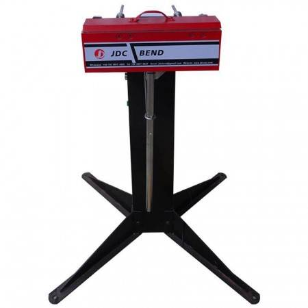 hand folding machine  metal sheet folder machine  manual folding machine