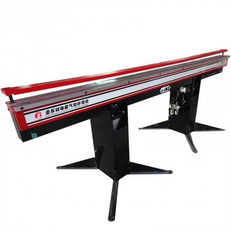 2500E Powered 2500mm x 1.6mm Electromagnetic Sheet Metal Folding Machine