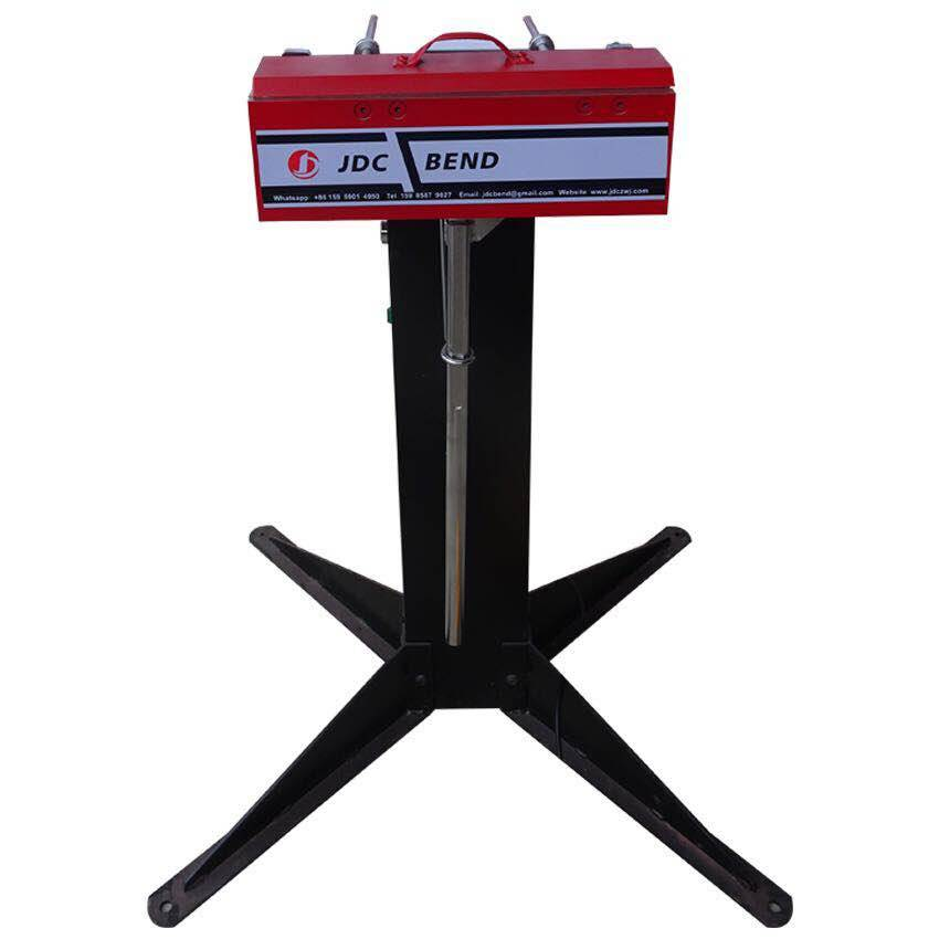 Cheap price Low Cost Easy Operation Magnetic Manual Bending Machine Featured Image