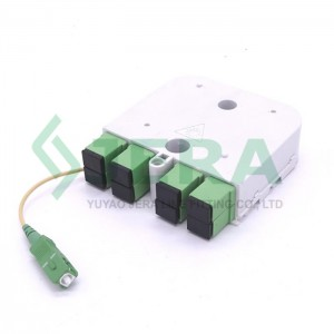 1×8 PLC Mini Cassette Splitter