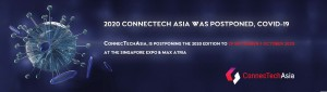 2020 CONNECTECHASIA 연기 알림