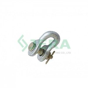 Shackle Anchor, Bolt Pin Type