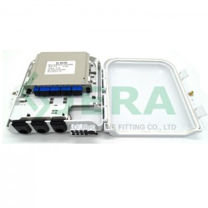 Fiber Optic Distribution Box 8 Cores FODB-8A-C