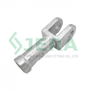 Clevis fitting for insulator CLF-16