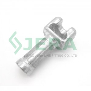 Socket fitting for insulator SF-16