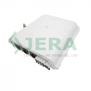 Fiber Optic Distribution Box 8 Cores FODB-8A